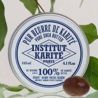 Institute Karité - 100%-os shea vaj - 20ml vagy 165 ml